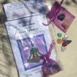 Physical Chakra Stone kit 2 small