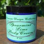 Spearmint-Lime Body Cream
