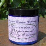 Lavender-Peppermint Body Cream
