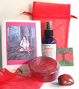 Root Chakra Meditation Kit