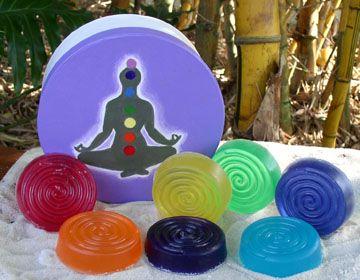 Crown Chakra Meditation Kit - Elements Design Collection