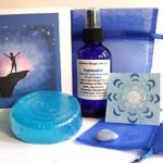 Throat Chakra Meditation Kit