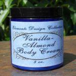 Vanilla-Almond Body Cream