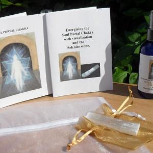 Soul Portal Chakra Meditation Kit