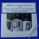 New Chakra Spray Mini Kits - 3 smallweb
