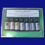New Chakra Spray Mini Kits- 7 smalweb