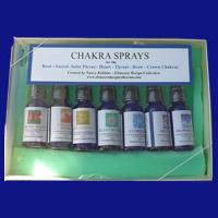 New Chakra Spray Mini Kits- 7 smalweb