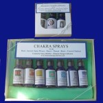 New Chakra Spray Mini Kits small web