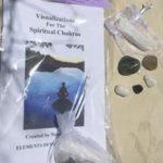 Spiritual Chakra Stone kit 2 small